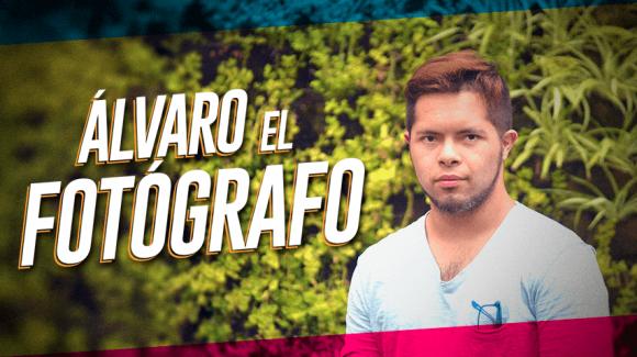 Conoce a Álvaro Vergara, el fotógrafo que trabaja transformando mentes