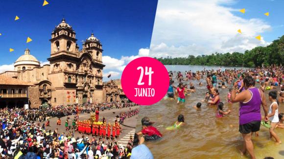 Dos fiestas peruanas marcadas por el solsticio