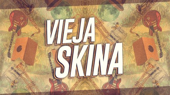 Vieja Skina presenta su segundo álbum de fusión ska tradicional y jazz