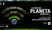 La Hora del Planeta en San Isidro