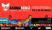 Anima Perú: Primer Encuentro de animación peruana