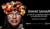 Inauguración de la Muestra Fotográfica Shawi Sanapi