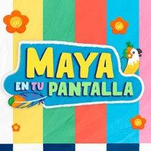 Maya en tu pantalla