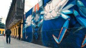 Street art masculino