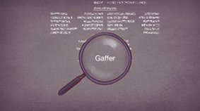 Gaffer
