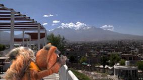 ¡Más allá de Arequipa!