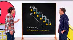 ¿Cómo hablan las computadoras? (El código binario y los sistemas de numeración)