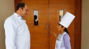 ¿Se necesita un talento especial para ser chef?