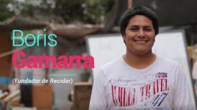 Boris Gamarra - Recidar