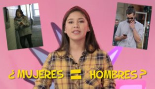 Mujeres = Hombres