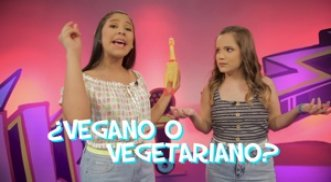 Vegano y vegetariano