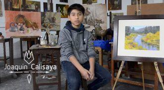 "Joaquín Calisaya ""Pintor"""