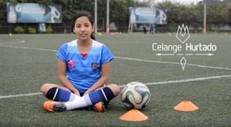"Celange Hurtado ""Futbolista"""