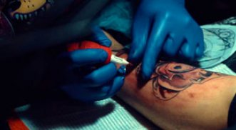 Arte en la piel