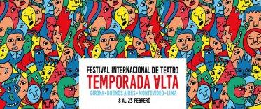 III Festival Internacional de Teatro Temporada Alta