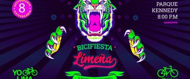 96 Bicisalida: ¡Bicifiesta Limeña!