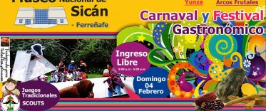 Carnaval y Festival Gastronómico Ferreñafe