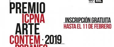 """Convocatoria """"Premio ICPNA Arte Contemporáneo 2019"""""""