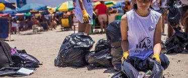 Limpieza de playas - HAZla por tu Playa 2018