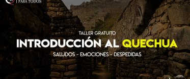 Clases de #Quechua en Domos Art