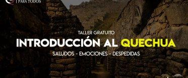 Clases de #Quechua en Domos Art