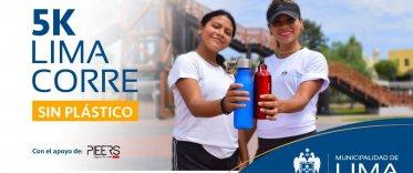 Lima Corre Sin Plástico 5K