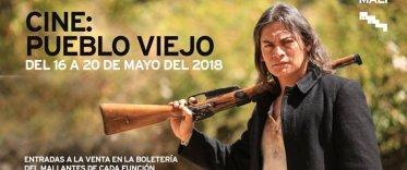 """Cine: """"Pueblo viejo"""" en el MALI"""