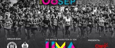 110º Media Maratón de Lima & 10K
