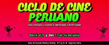 """Ministerio de Cultura presentará """"Ciclo de Cine Peruano"""" en la Sala Armando Robles Godoy"""