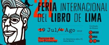 23 Feria Internacional del Libro de Lima