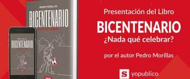 Yopublico: Presentación del libro BICENTENARIO