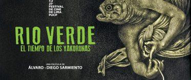 Rio Verde en el Festival de Cine de Lima