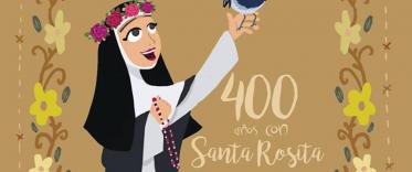 Muestra Para Niños: 400 años con Santa Rosita