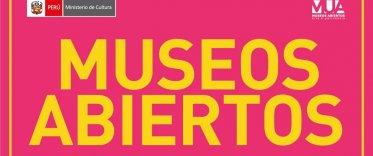 Museos Abiertos - edición septiembre
