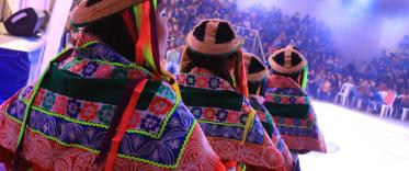 IV Festival de Danzas Universitarias (FEDUCH)