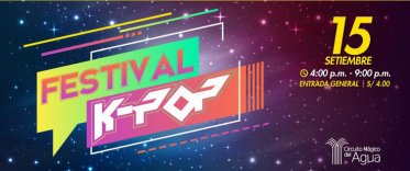 Festival K-Pop