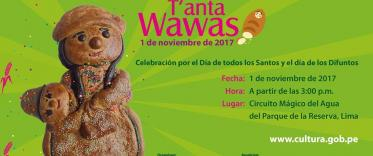 XXI Concurso Nacional de T'anta Wawas - 2017
