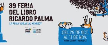 39 Feria del Libro Ricardo Palma