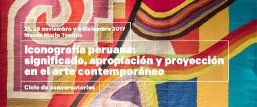 Ciclo de Conversatorios I: Iconografía Peruana