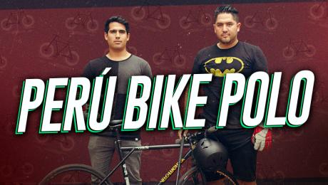 Aprende a jugar polo en bicicleta con Perú Bike Polo