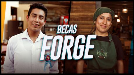 FORGE lanza su convocatoria de becas 2018