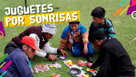 ¡Únete a esta campaña de recolección de juguetes!