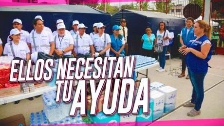 Conoce cómo enviar donaciones a los damnificados de San Juan de Lurigancho
