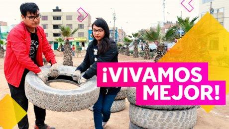 Hazlo por tu barrio: tú también puedes ayudar a recuperar los espacios públicos de Lima