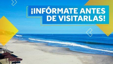 ALARMA: Solo el 49% de playas son aptas para bañarse en el Perú