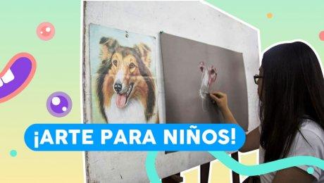 ¿Sabías que este verano Bellas Artes dictará talleres para los chicos?