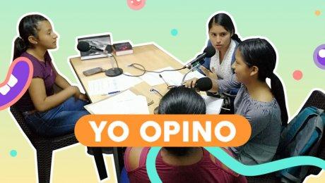 Los niños toman la radio en Huaycán