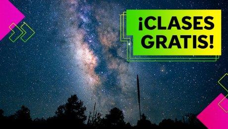 ¿Te gusta la astronomía? Inscríbete en esta convocatoria