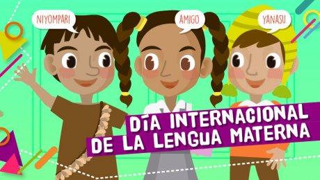 Por una educación intercultural y bilingüe