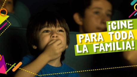 ¡Un festival de cine para niños!